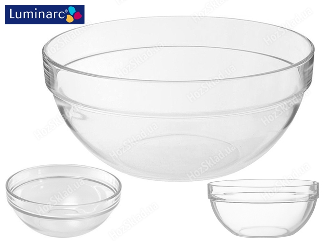 Салатник Luminarc Empilable Transparent D23см 35539